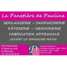 Boulangerie Deschamps